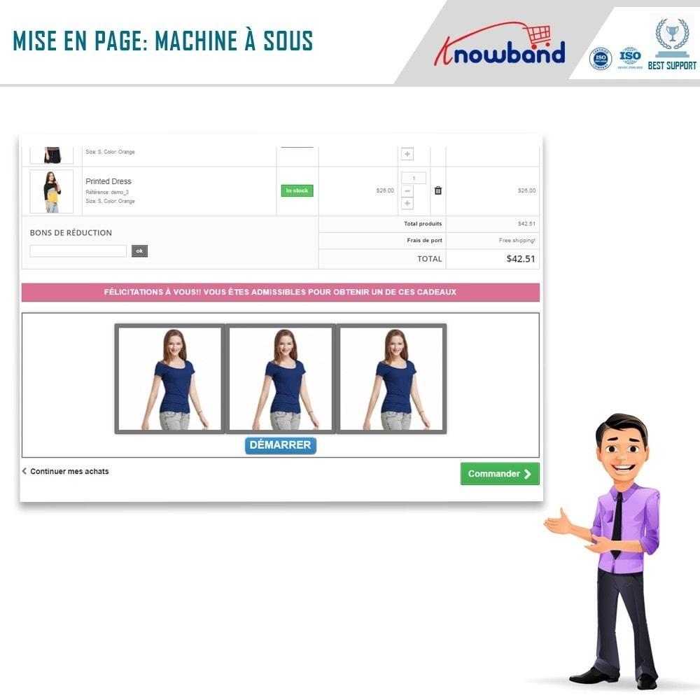 module - Promotions & Cadeaux - Knowband - Produits Cadeaux - 3