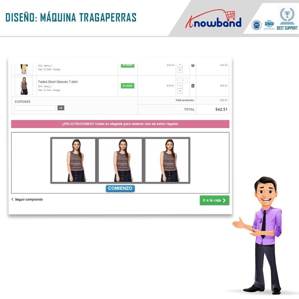 module - Promociones y Regalos - Knowband - Producto regalo - 3
