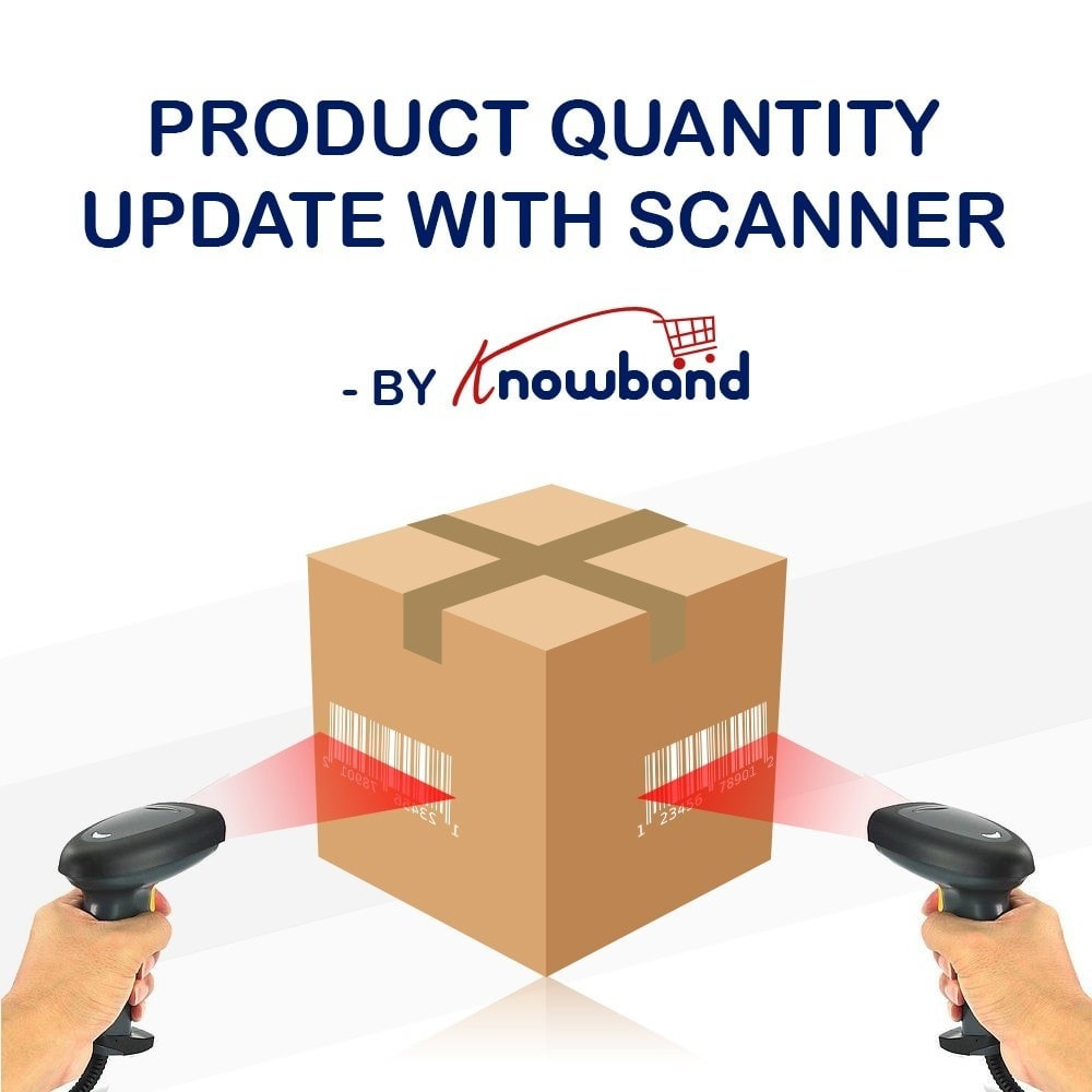 module - Fast & Mass Update - Knowband  - Product Update With Scanner - 1
