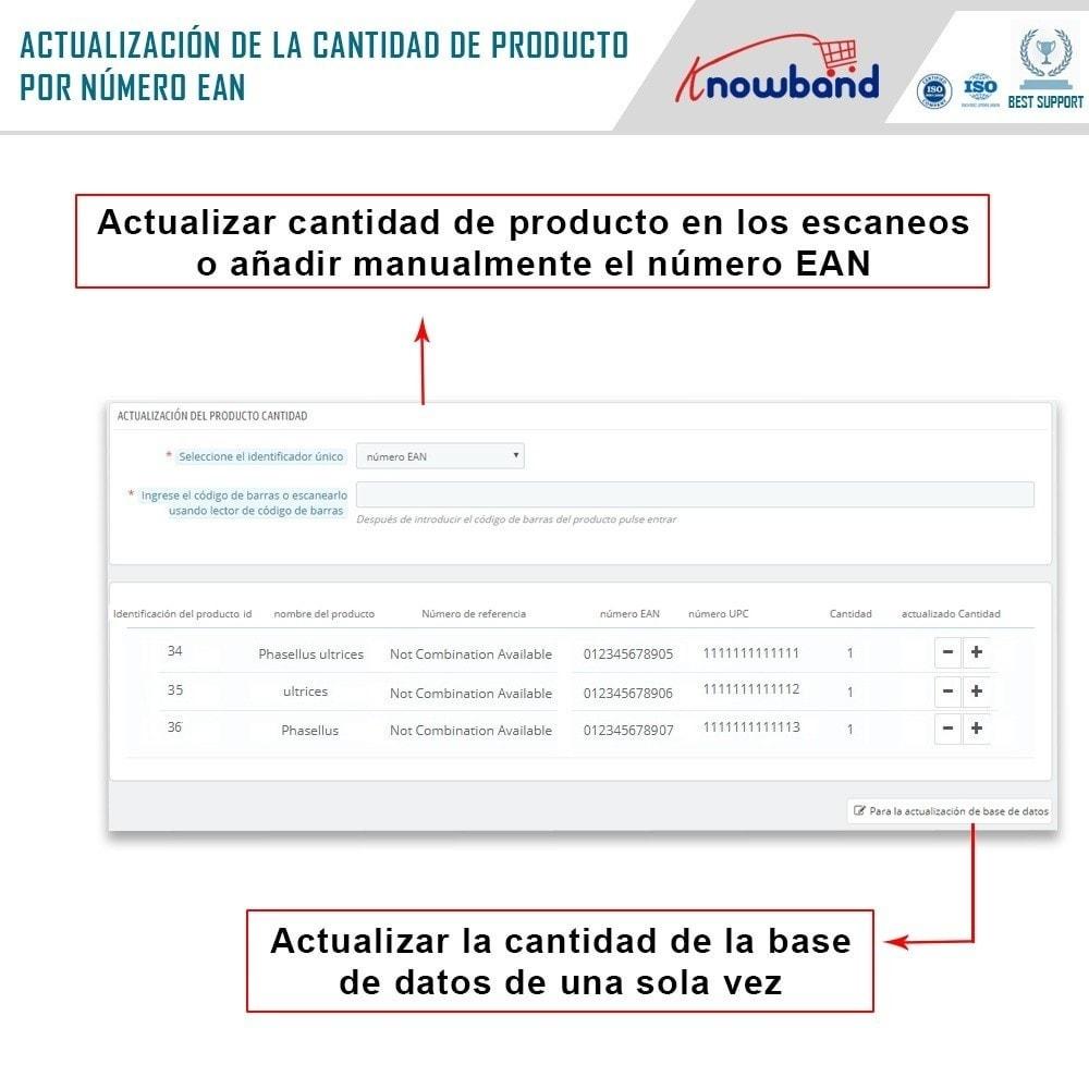 module - Edición Rápida y Masiva - Knowband - Actualización producto con escáner - 4
