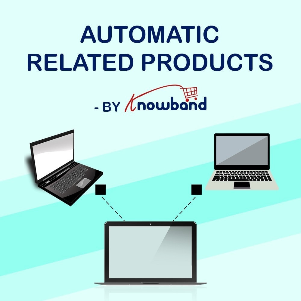 module - Vendas cruzadas & Pacotes de produtos - Knowband - Automatic Related Products - 1