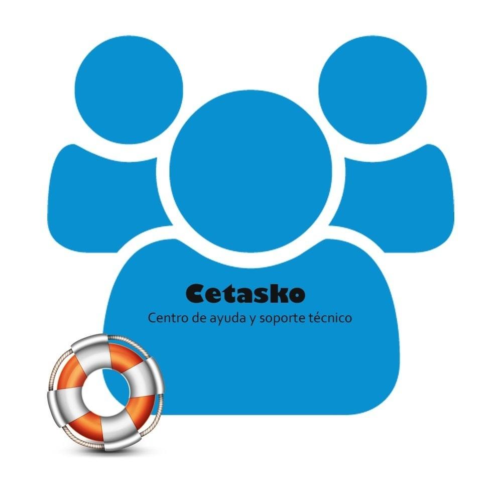 module - Klantenservice - Cetasko - 1