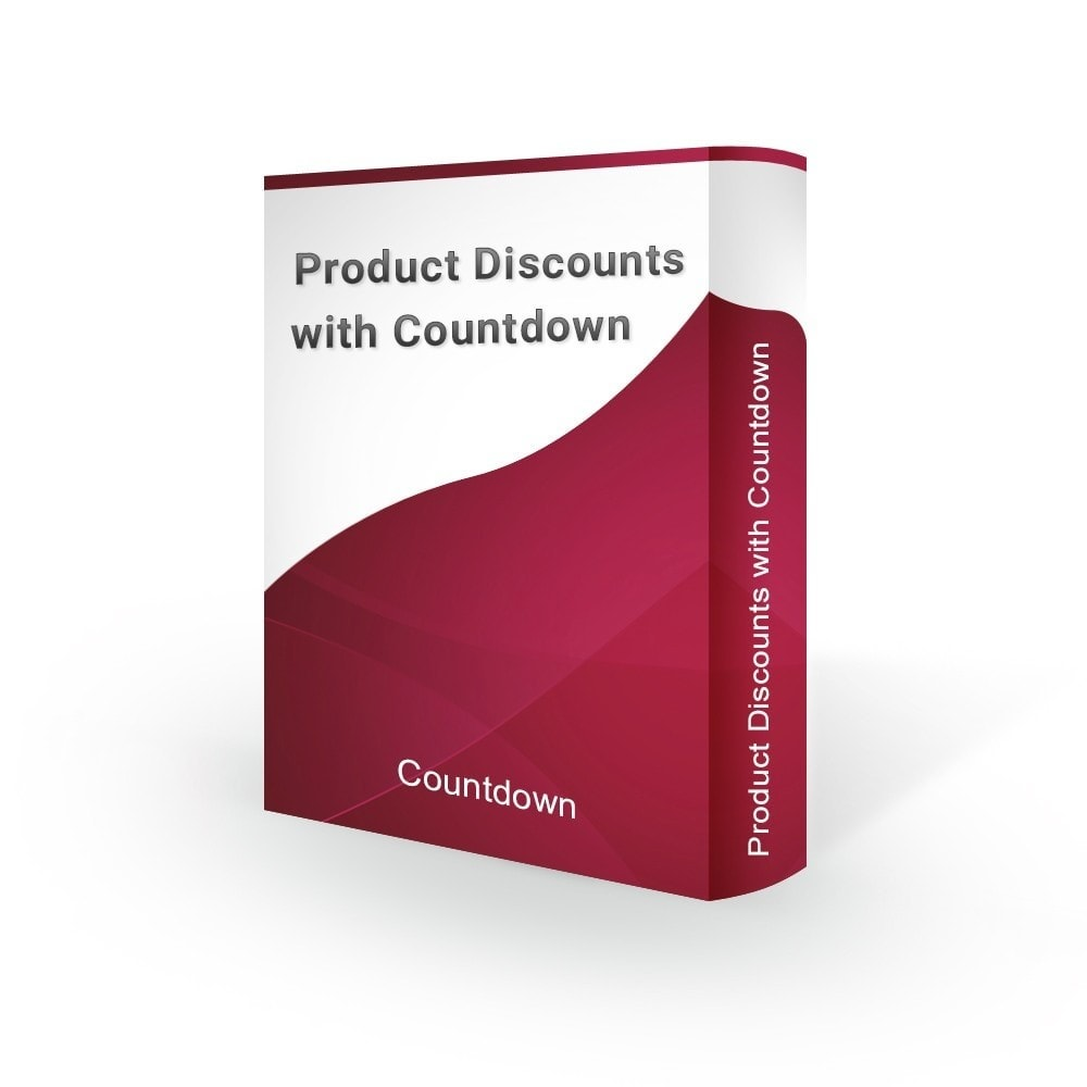 module - Vendas Privadas & Vendas Ultrarrápidas - Product Discounts with Countdown - 1