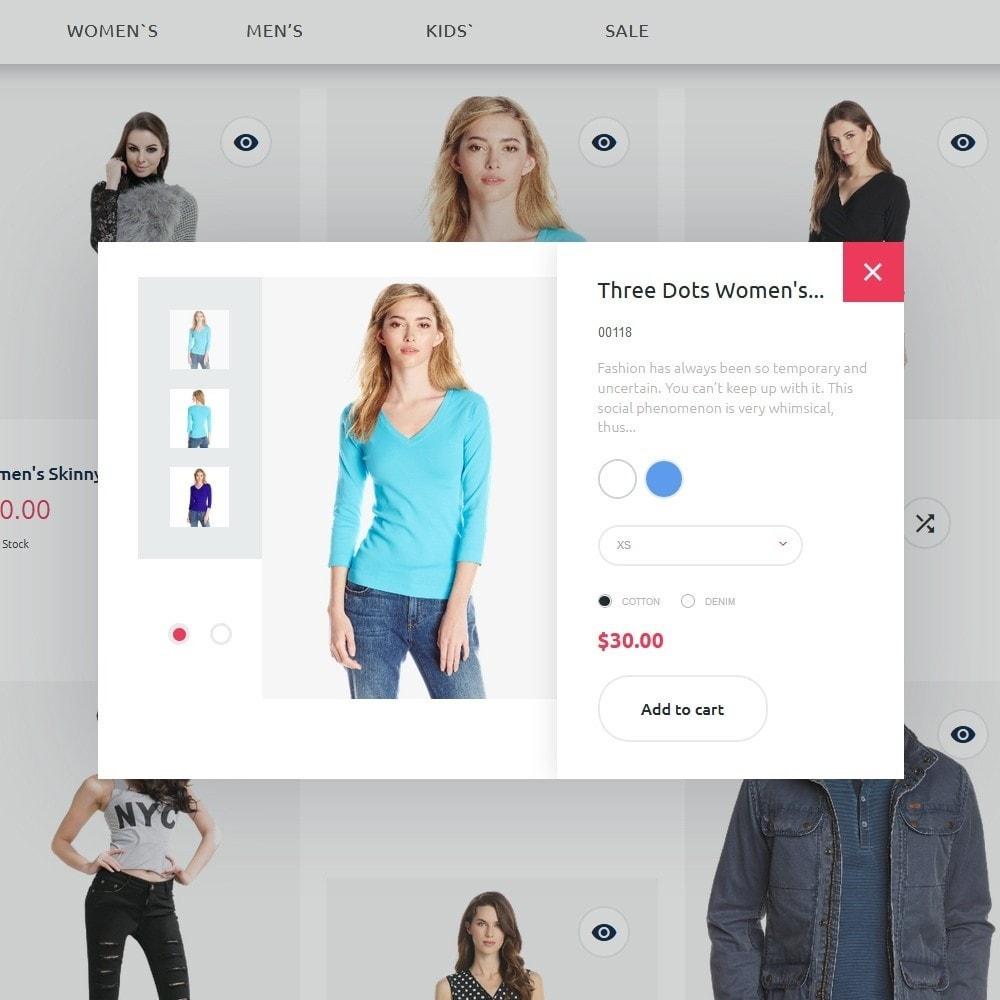 theme - Moda y Calzado - Stylenium - Tema de PrestaShop para Sitio de Ropa - 7