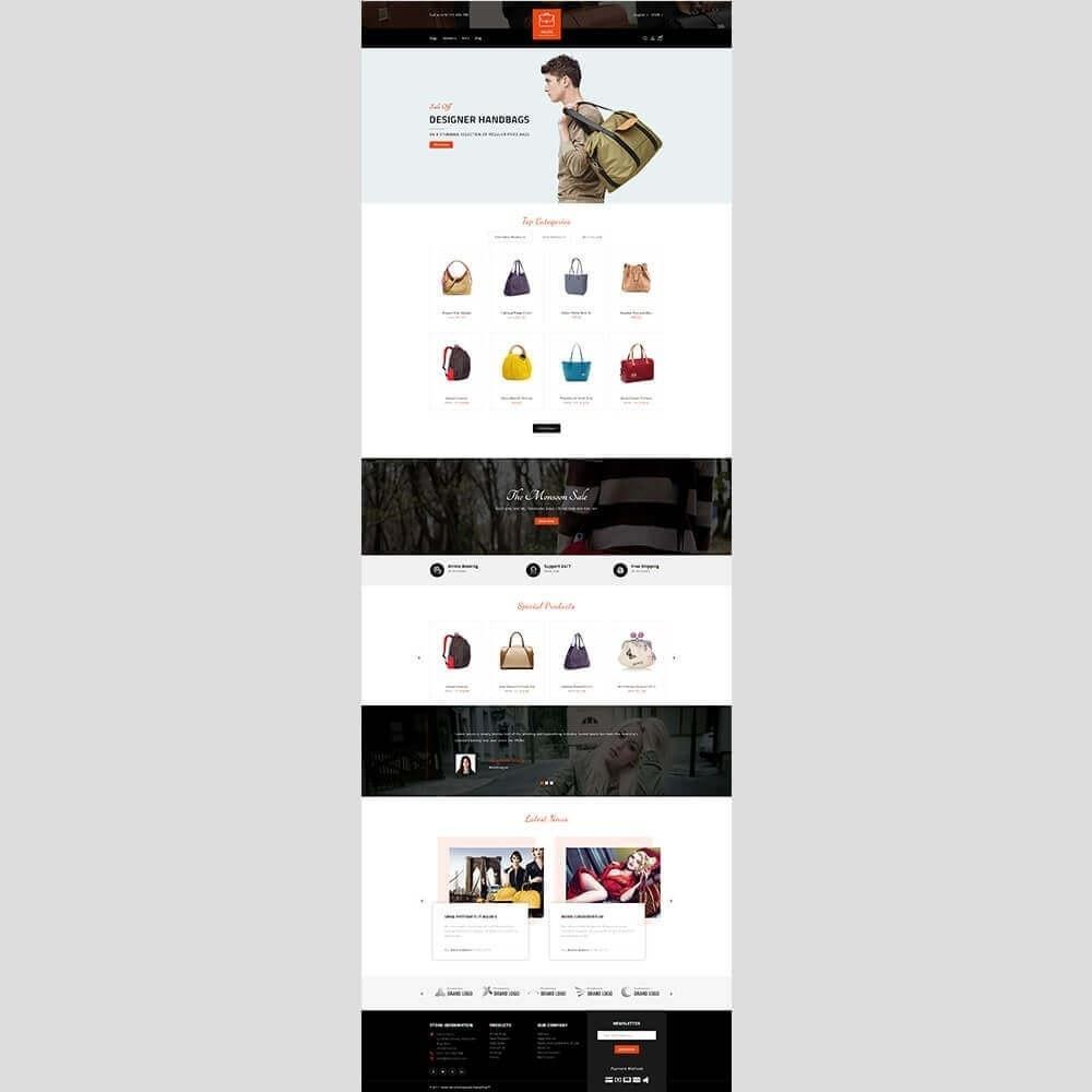 theme - Mode & Schoenen - Valise Store - 2