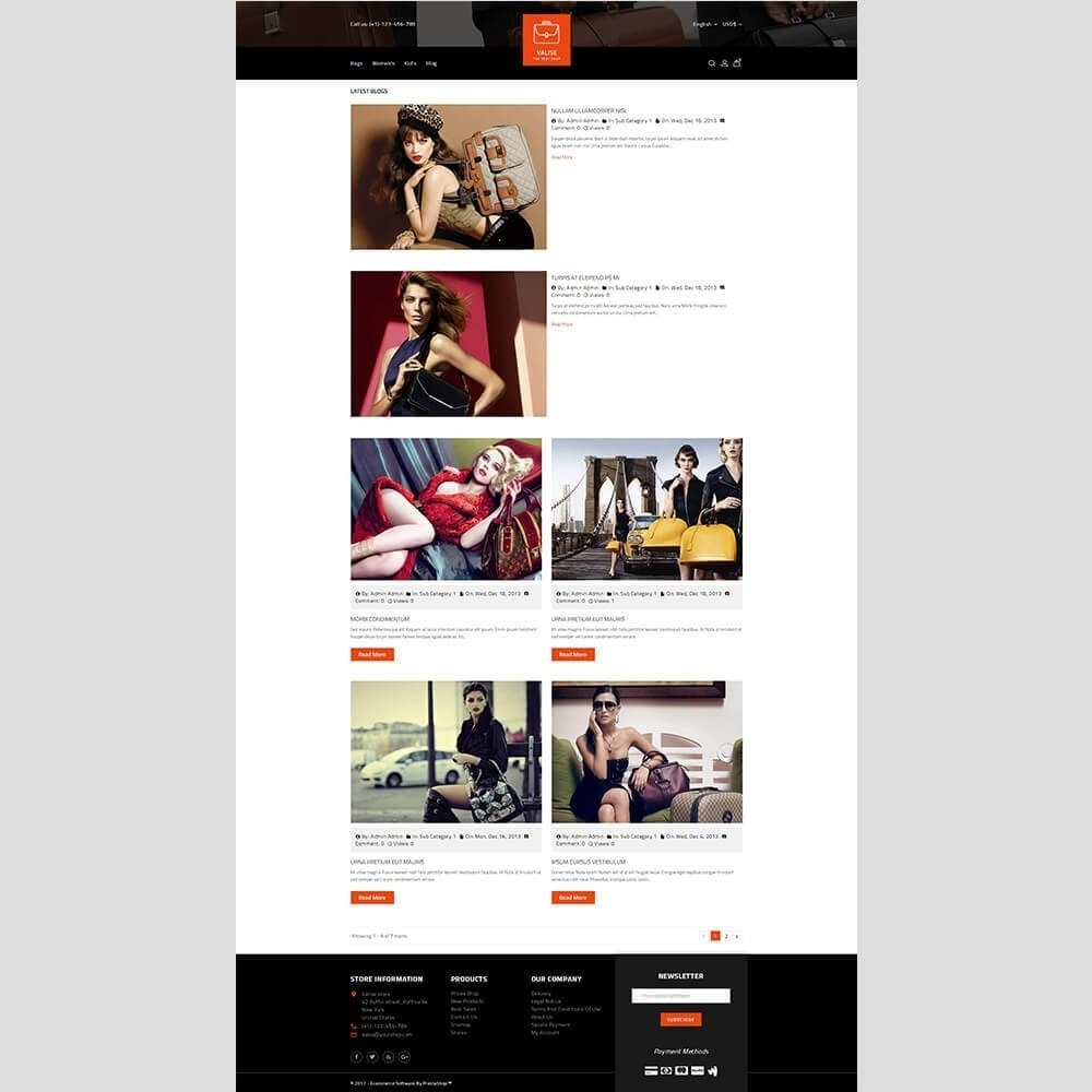 theme - Mode & Schoenen - Valise Store - 6