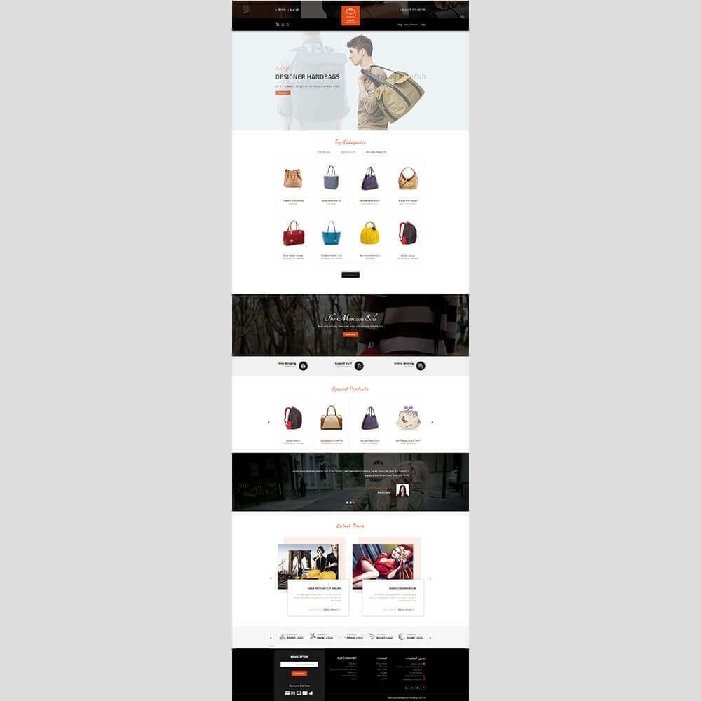 theme - Mode & Chaussures - Valise Store - 7