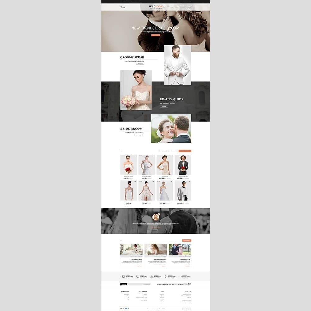 theme - Moda & Calzature - Wedlook Wedding Store - 6
