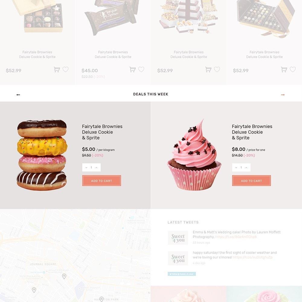 theme - Alimentation & Restauration - Sweet4you - Confiserie thème - 8