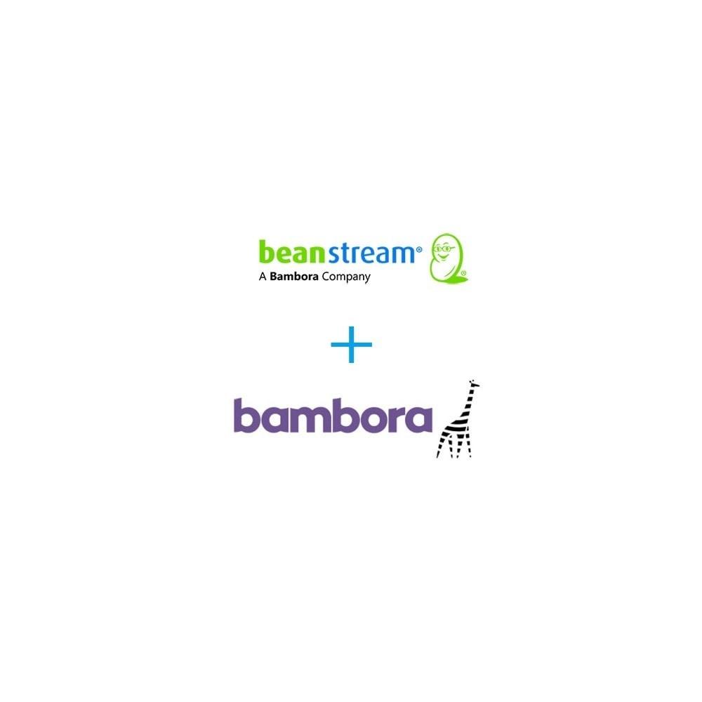 module - Płatność kartą lub Płatność Wallet - Bambora/Beanstream Payment - 1