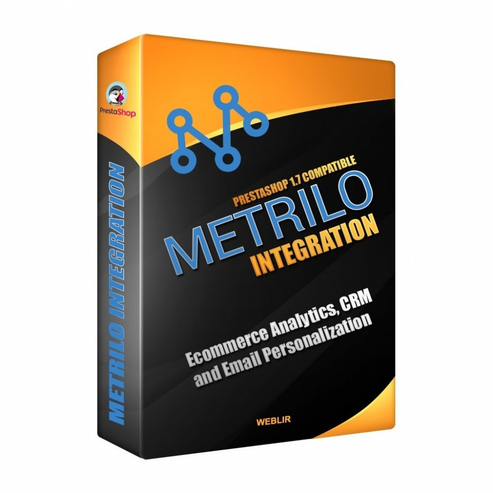 module - E-mails y Notificaciones - Metrilo Integration - 1
