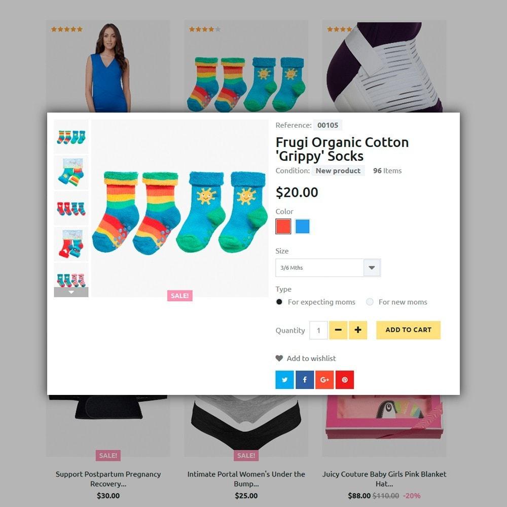 theme - Enfants & Jouets - BorneteX - articles de maternité thème PrestaShop - 5