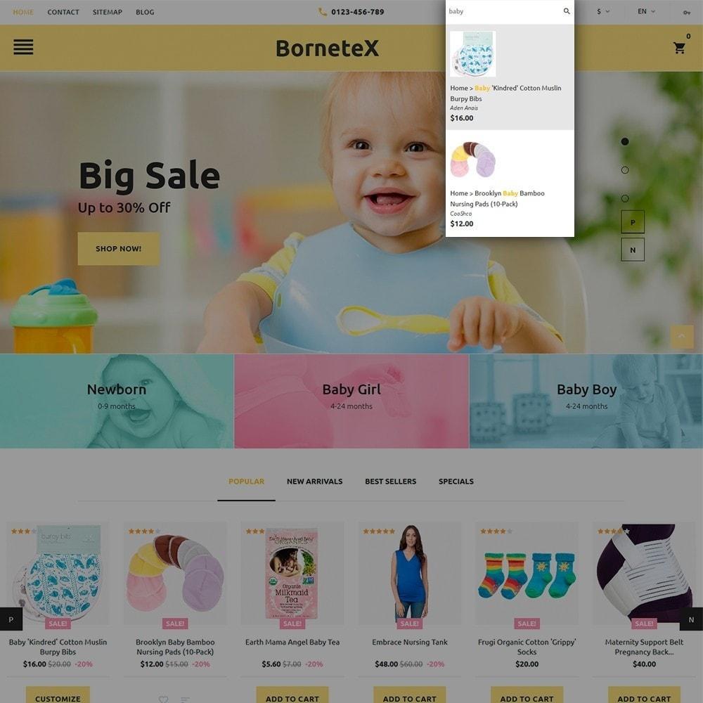theme - Niños y Juguetes - BorteneX -  Sitio de Tienda de Productos para Bebés - 6