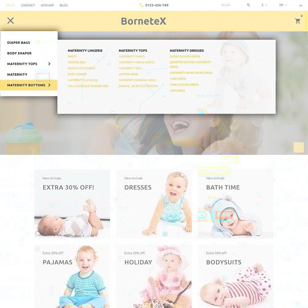 theme - Дети и Игрушки - BorneteX - магазин товаров для беременных - 3