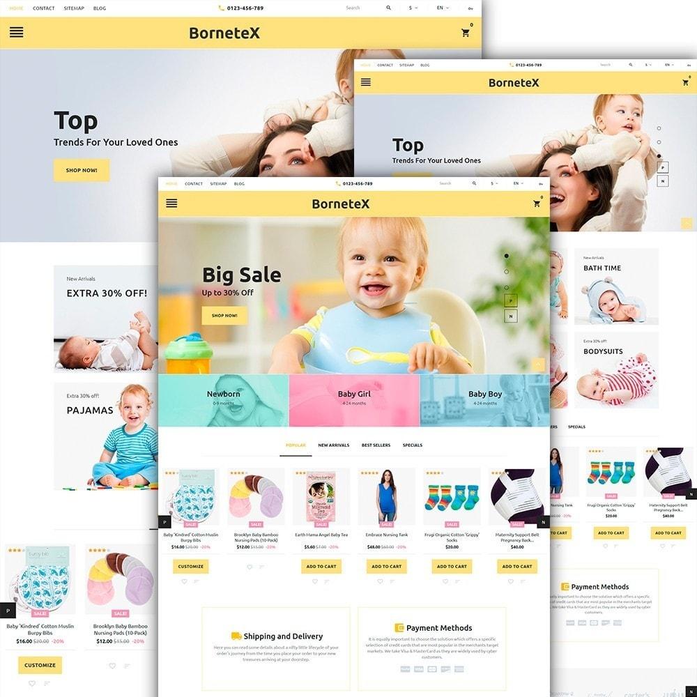 theme - Bambini & Giocattoli - BorneteX - Negozio di Articoli per bambini - 2