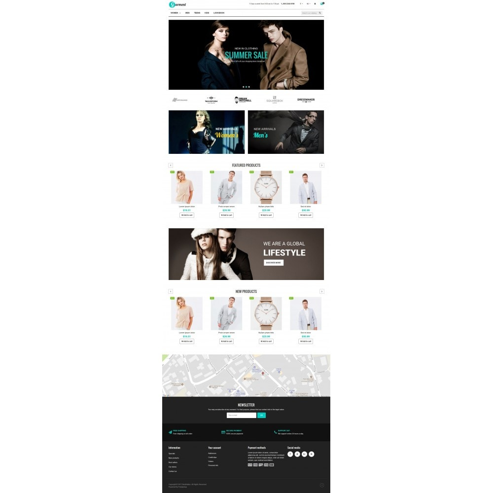 theme - Moda & Calzature - VP_Garment Store - 2
