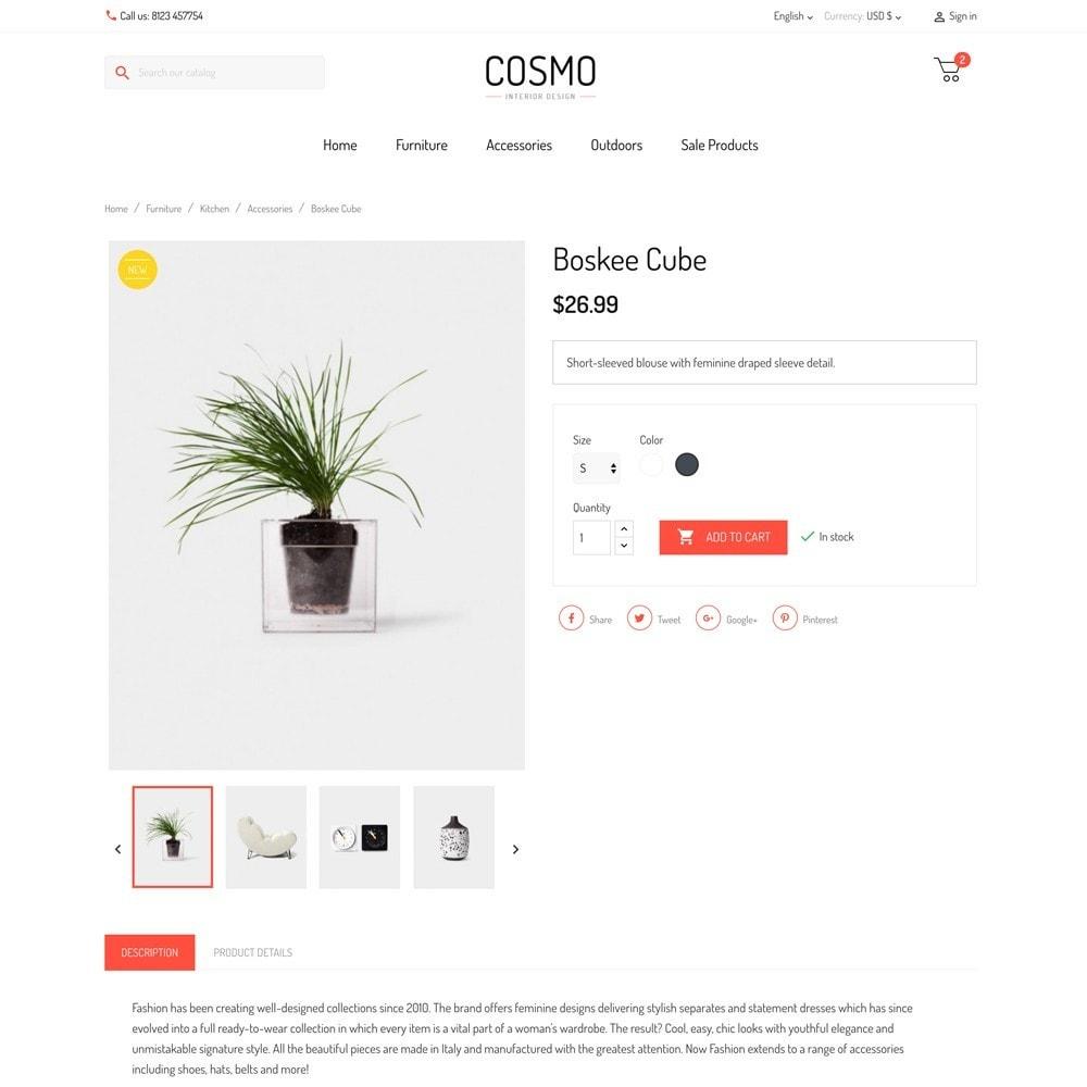theme - Maison & Jardin - Cosmo - 4