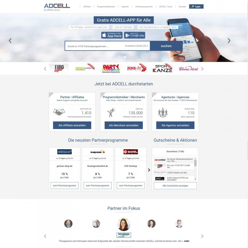 module - Third-party Data Integration (CRM, ERP...) - Adcell Connector - Product feed and tracking code - 2
