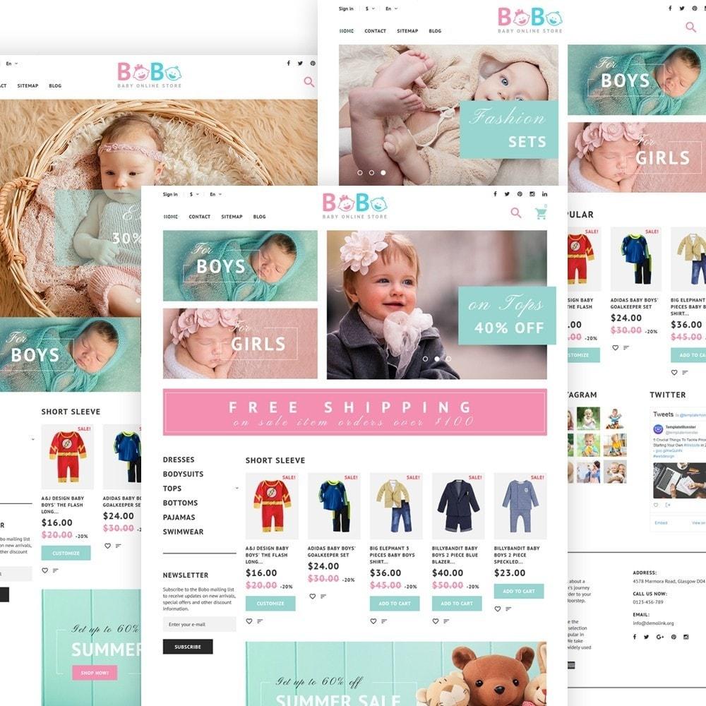 theme - Kinderen & Speelgoed - BoBo - Baby Online Store - 2