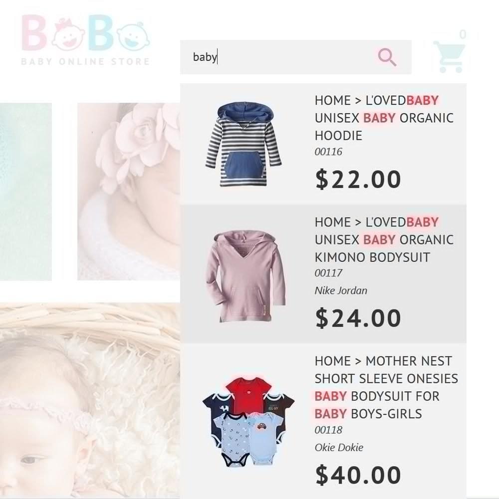 theme - Дети и Игрушки - BoBo - PrestaShop шаблон для продажи детских товаров - 4