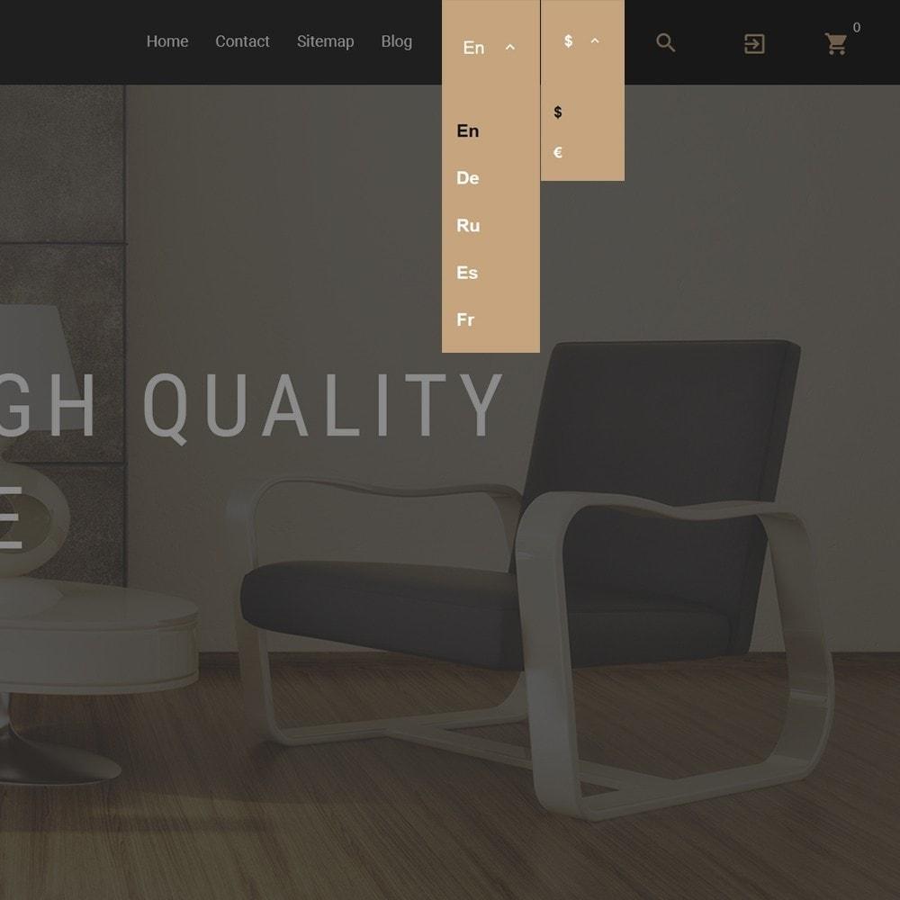 theme - Дом и сад - Sofarman - Адаптивный PrestaShop шаблон магазина мебели - 5