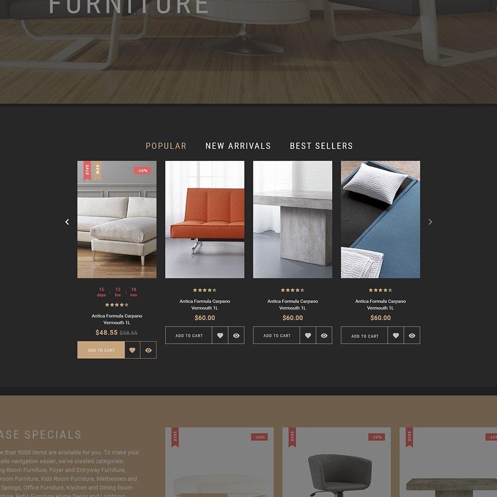 theme - Hogar y Jardín - Sofarman - Tema de PrestaShop para Sitio de Muebles - 3
