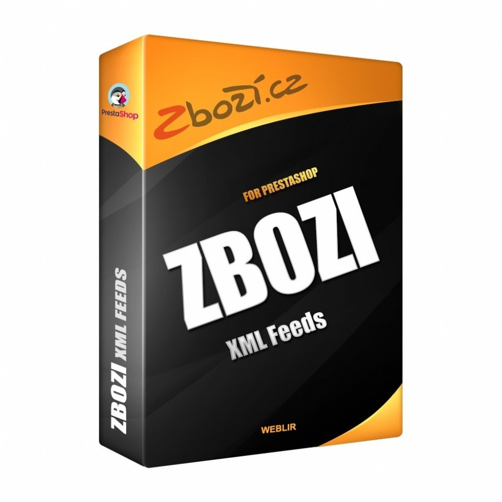 module - Price Comparison - Zbozi Connector - XML Product feed - 1
