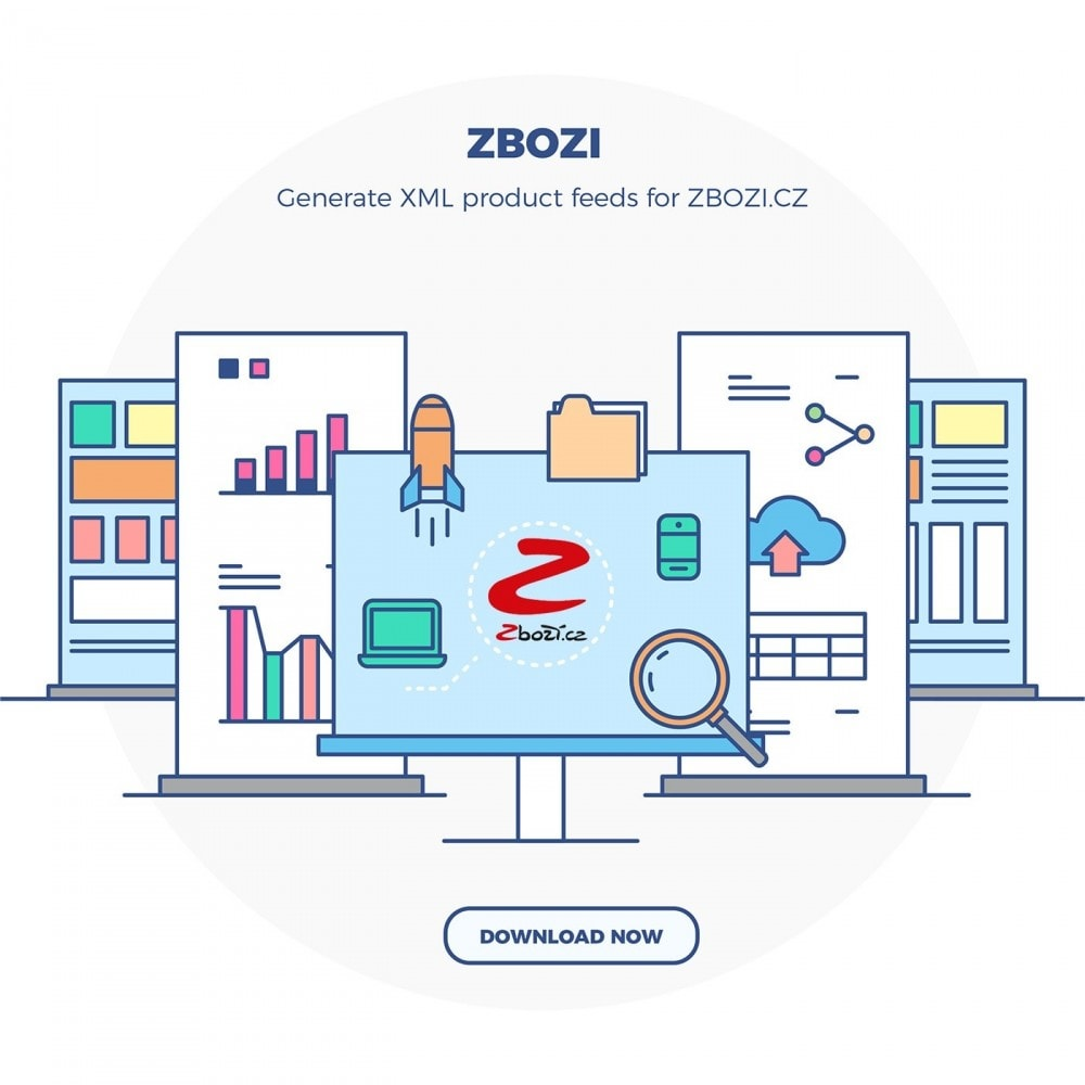 module - Price Comparison - Zbozi Connector - XML Product feed - 6