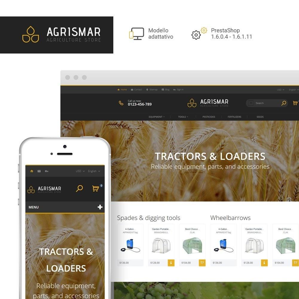 theme - Casa & Giardino - Agrismar – Negozio di agricoltura - 1