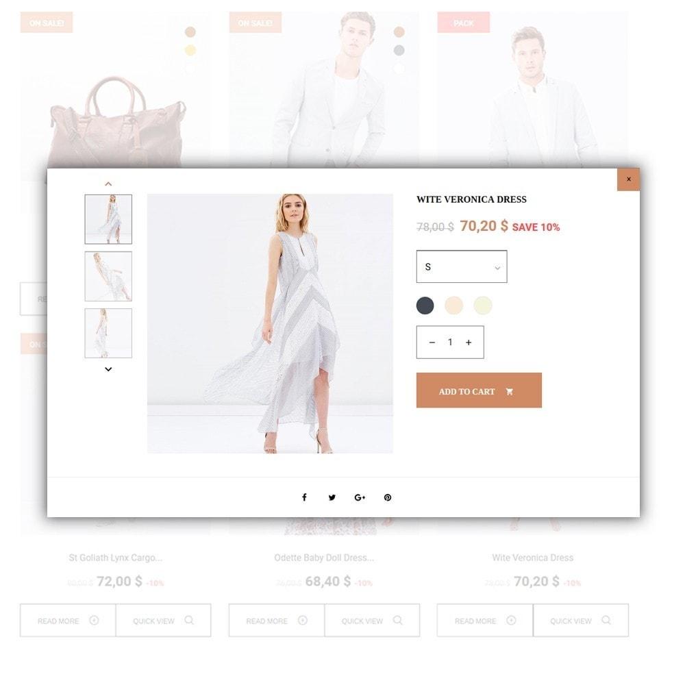 theme - Мода и обувь - Lunalin - магазин по продаже косметики - 5