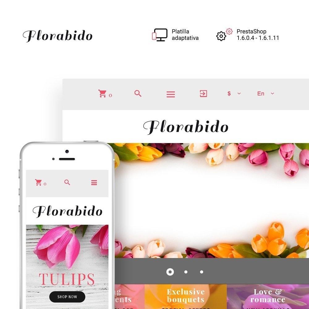 theme - Regalos, Flores y Celebraciones - Florabido - Sitio de Tienda de Flores - 2