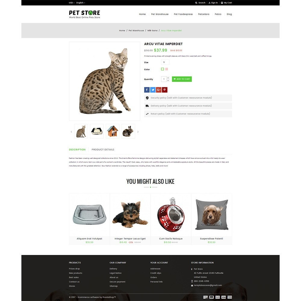 theme - Animaux - Pet Store - 5