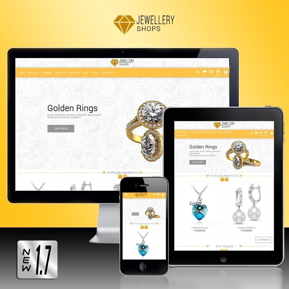 theme - Bellezza & Gioielli - Jewellery Shop - 1