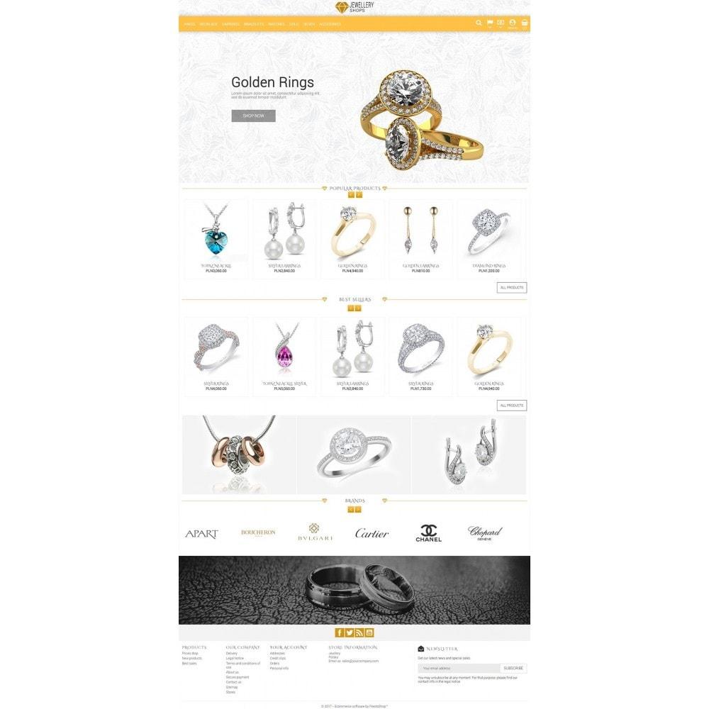theme - Bellezza & Gioielli - Jewellery Shop - 2