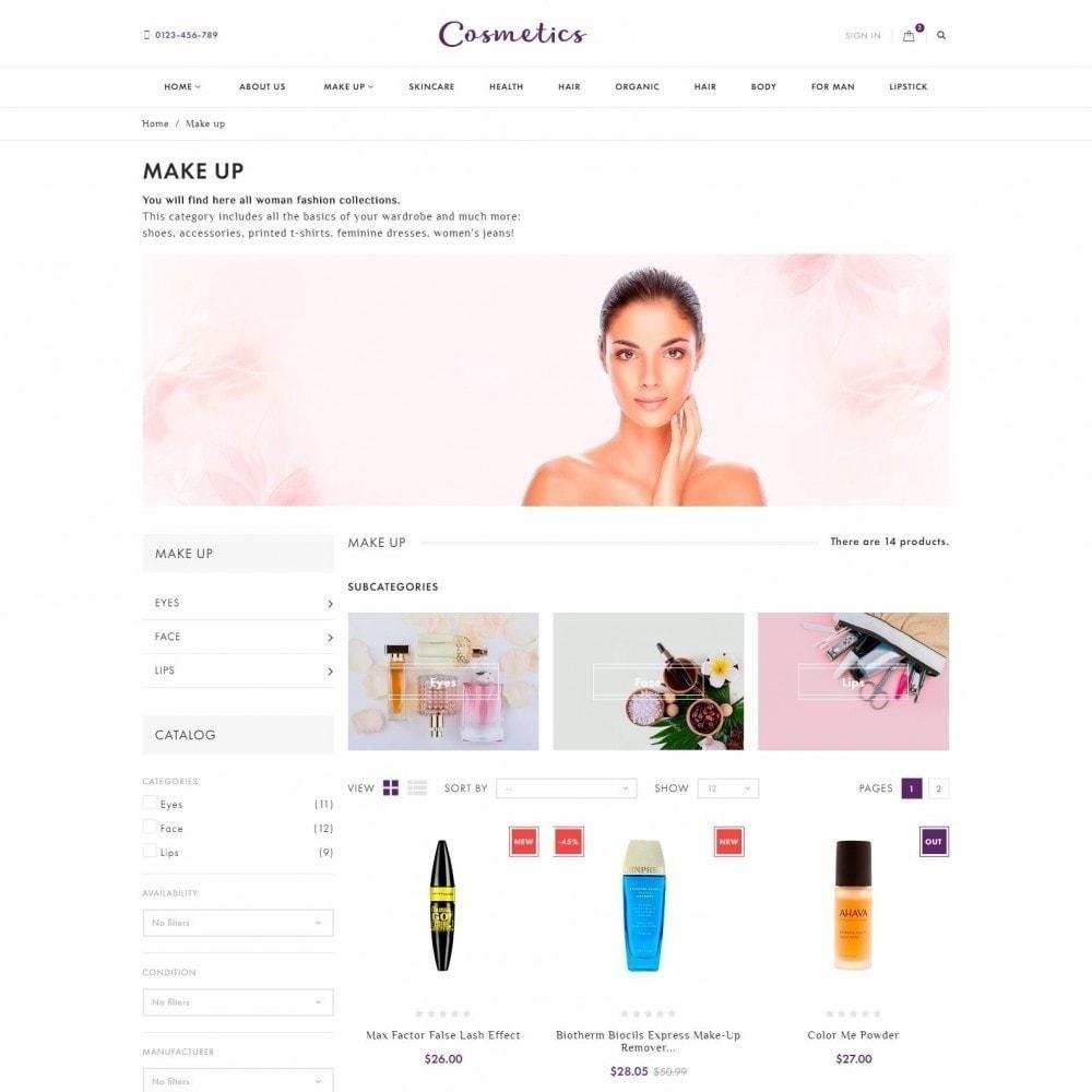 theme - Santé & Beauté - Cosmetics - Santé & Beauté - 4