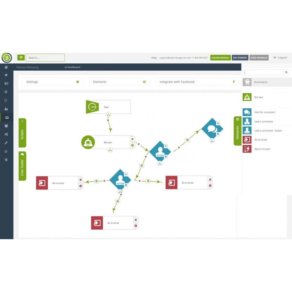 module - Remarketing & Warenkorbabbrüche - SALESmanago Marketing Automatisierung für E-commerce - 7