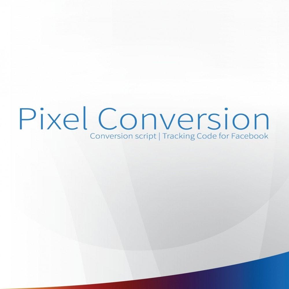 module - Analyses & Statistiques - Pixel Conversion Pro - Suivre tous les événements - 1