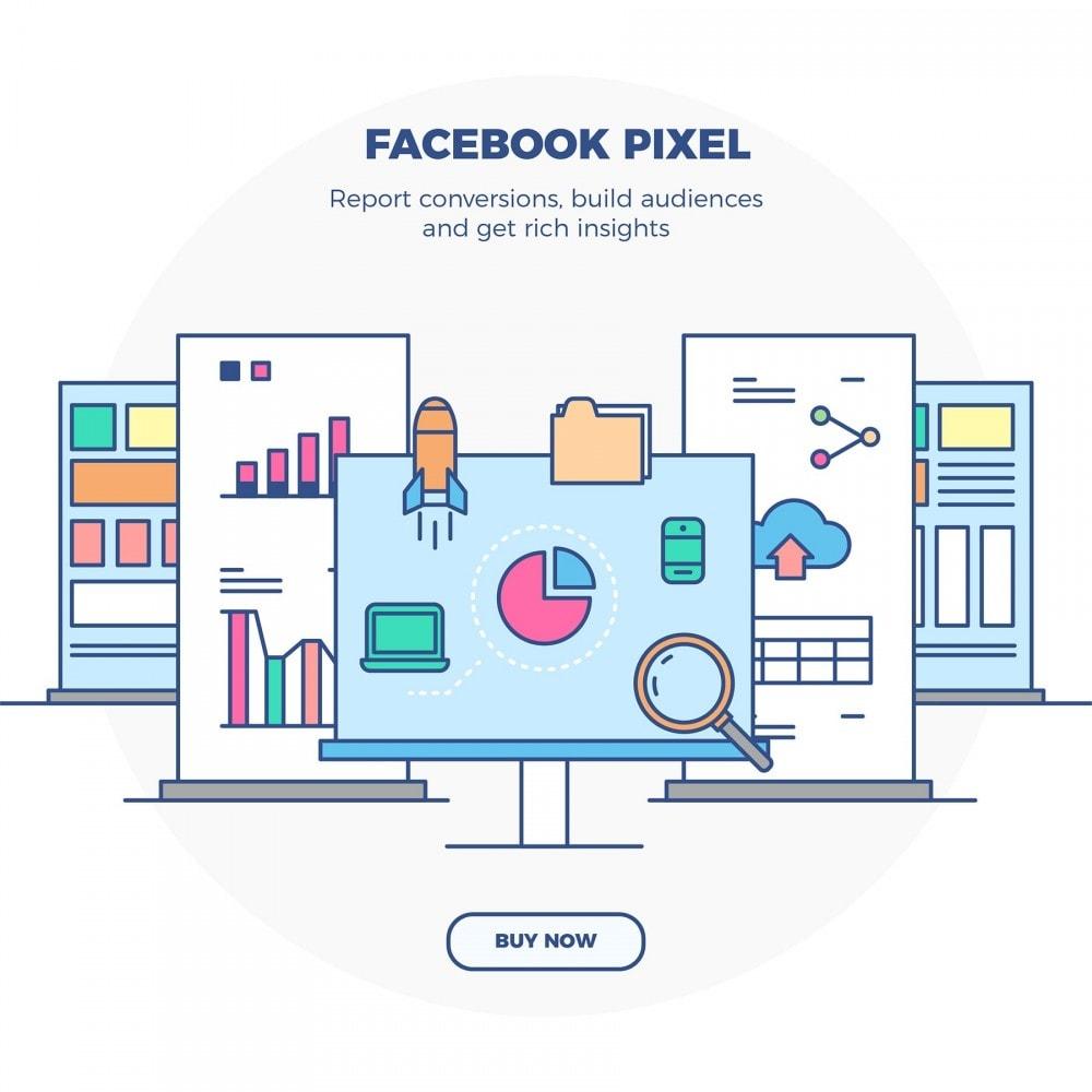module - Analyses & Statistieken - Pixel Conversion Pro - Volg alle evenementen - 2