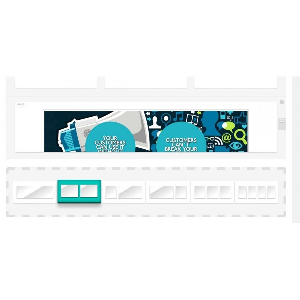 module - Personalización de la página - MedinaPro diseñador de páginas 10 en 1 - 1