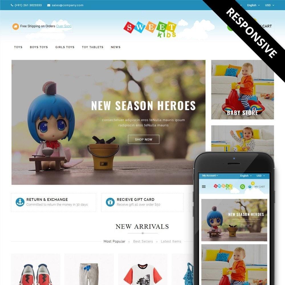theme - Kinderen & Speelgoed - Kids Store - 1