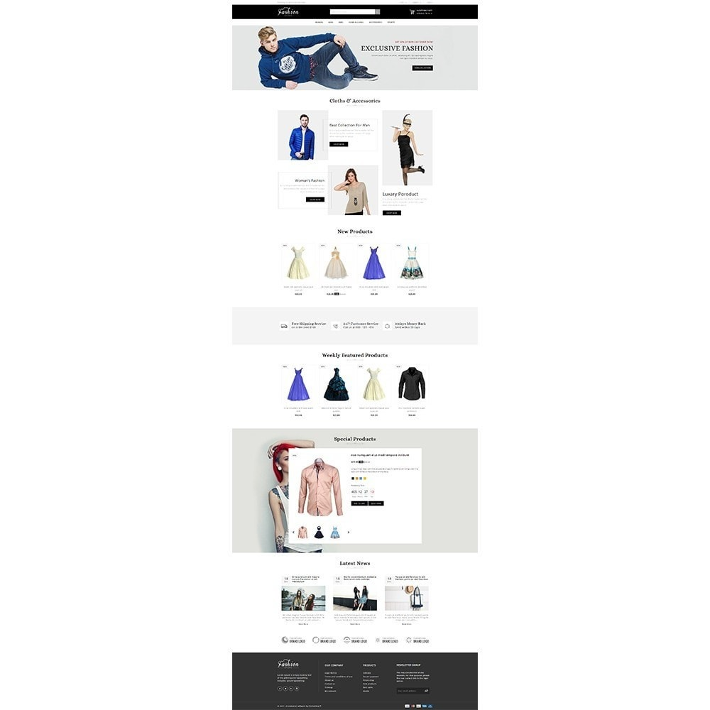 theme - Mode & Schoenen - Fashion Store - 2