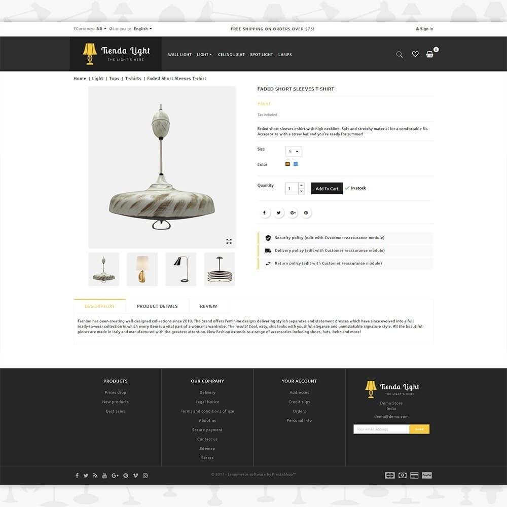 theme - Huis & Buitenleven - Tienda Light Store - 5