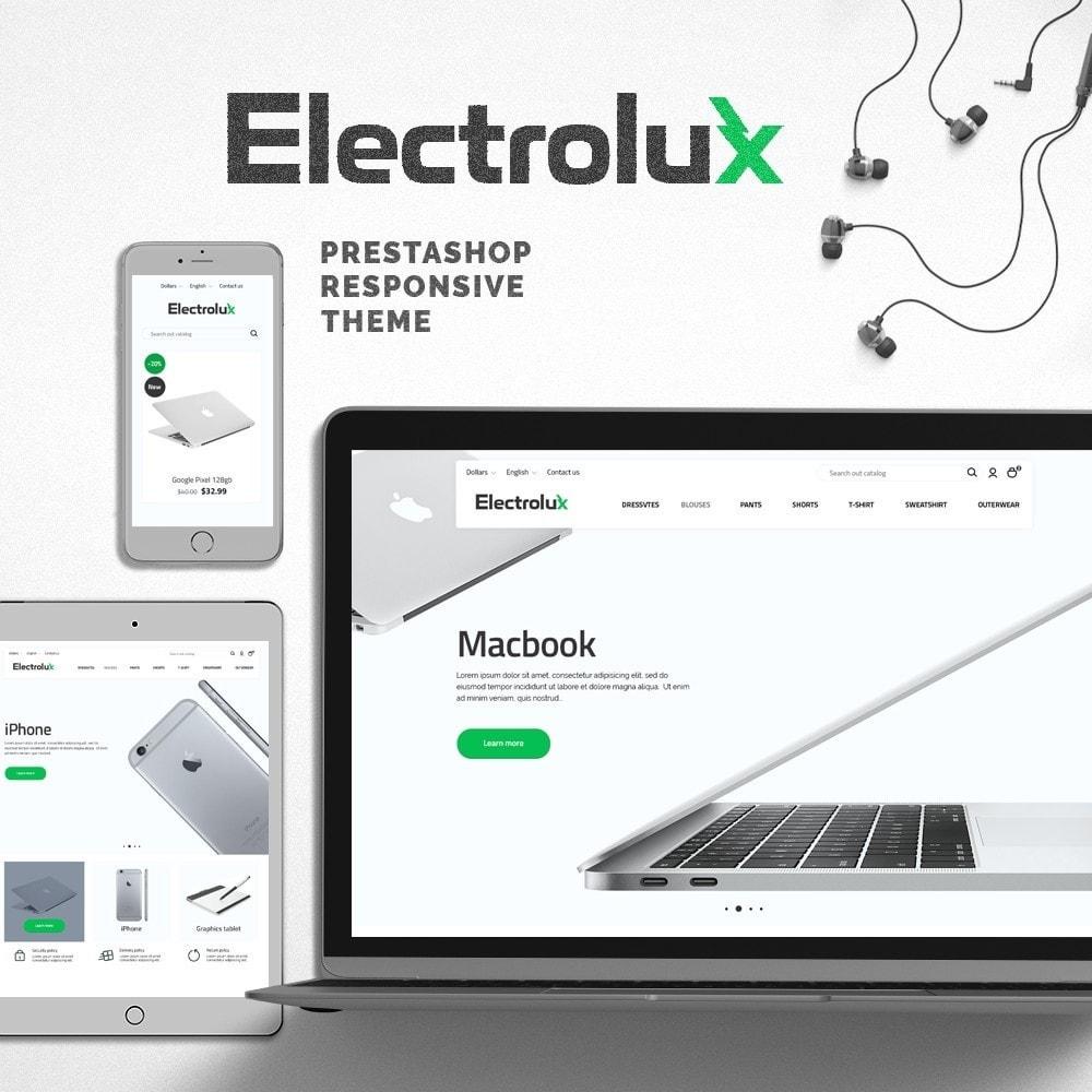 theme - Elettronica & High Tech - Electrolux - High-tech Shop - 1