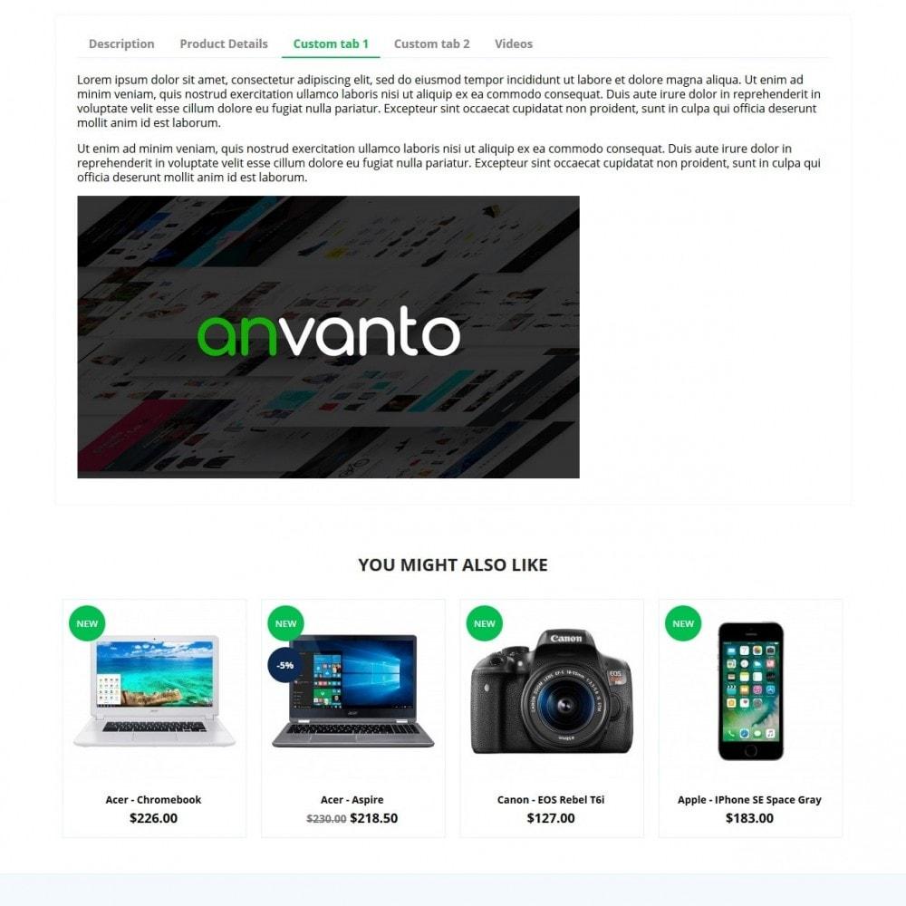 theme - Elettronica & High Tech - Electrolux - High-tech Shop - 8