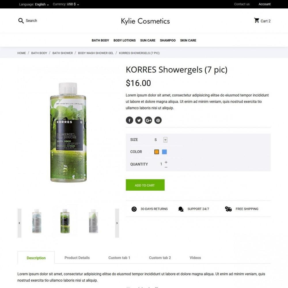 theme - Gesundheit & Schönheit - Kylie Cosmetics - 6