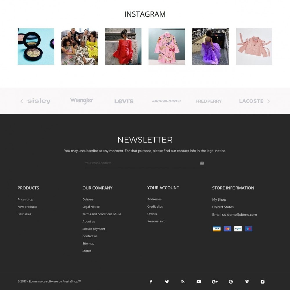 theme - Moda & Calzature - Ashlee Fashion Store - 7