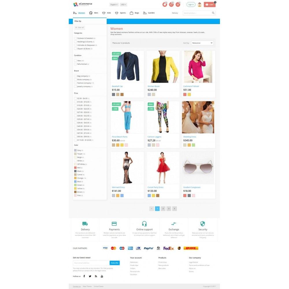 theme - Mode & Schoenen - Sandra Fashion Store - 4