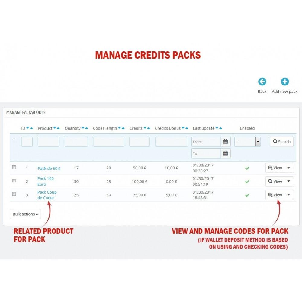 module - Prepago - WK Prepaid Cards - 5