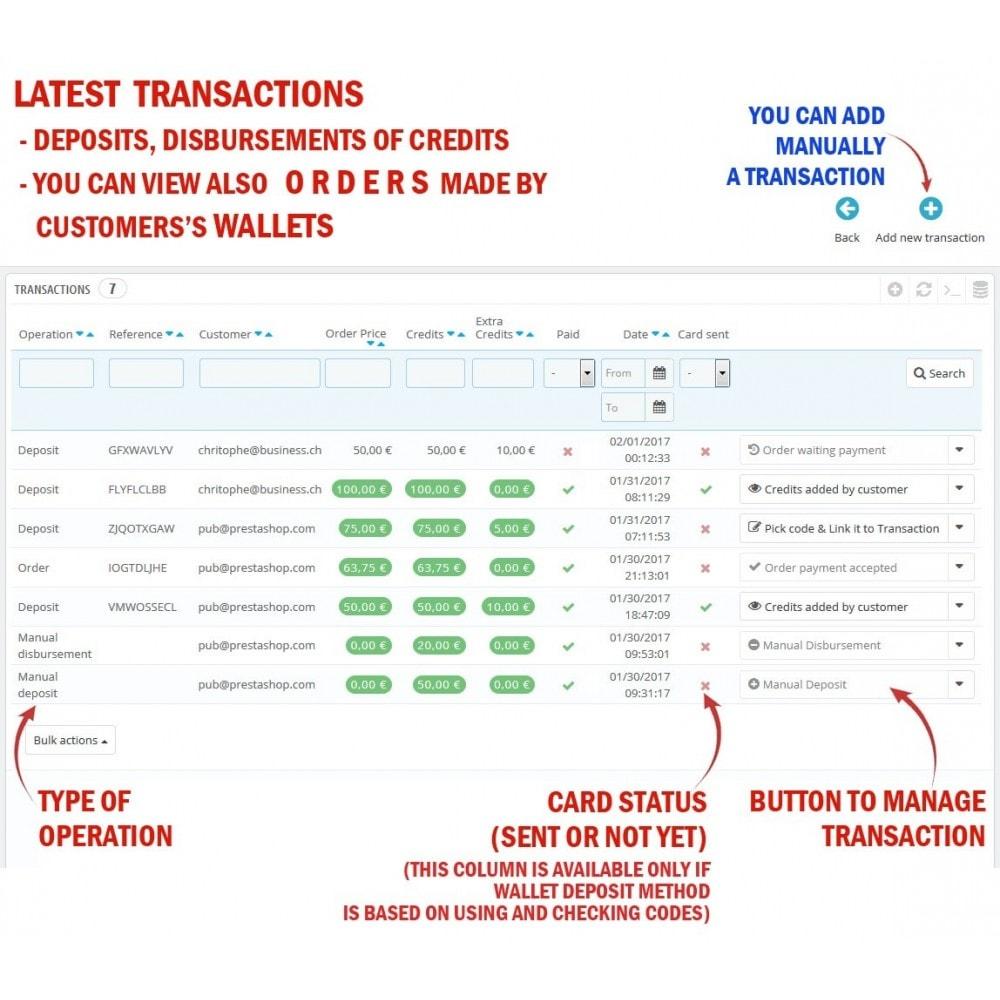 module - Przedpłata - WK Prepaid Cards - 8