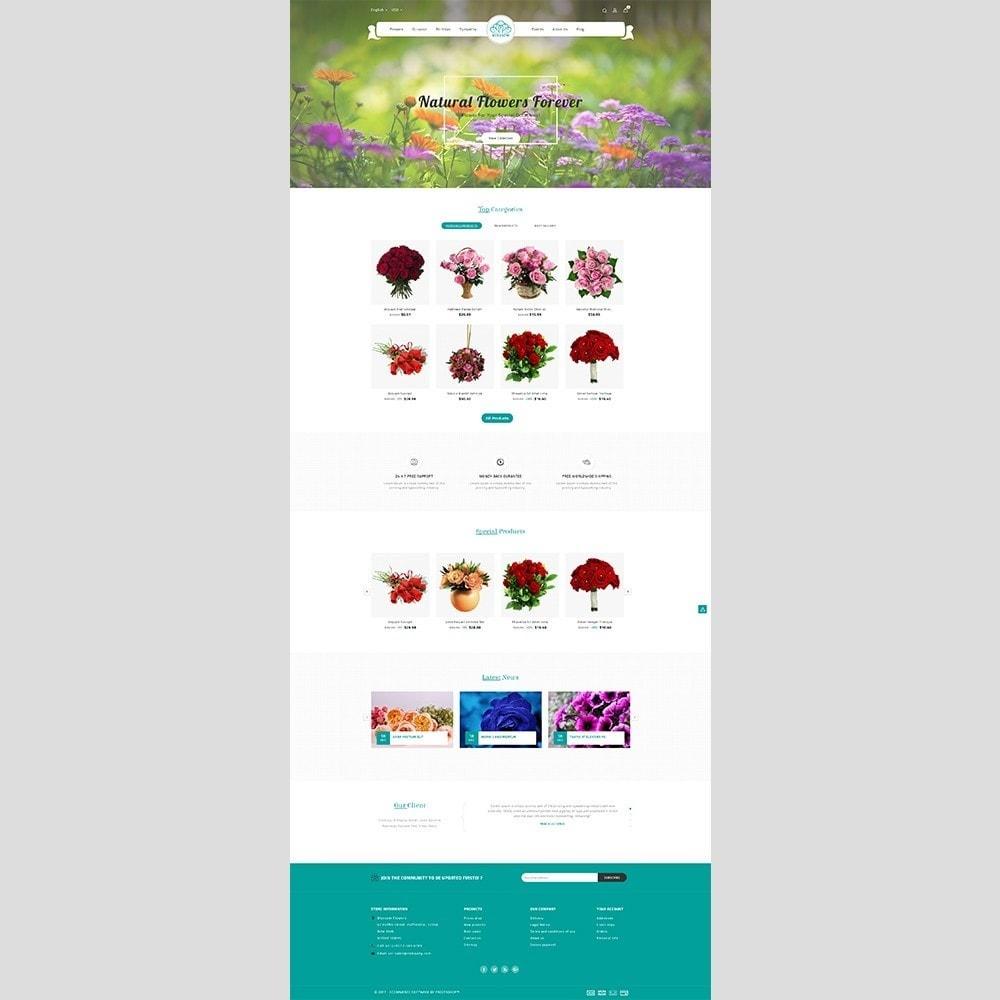 theme - Casa & Jardins - Blossom Flower - 2